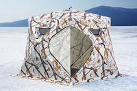 Палатка Higashi Winter Camo Pyramid